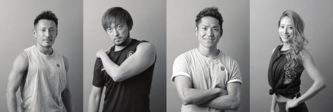 ▲ 左より:谷顕真氏、今井学氏、小島有史氏、佐藤舞氏