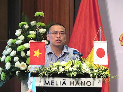 プレゼンテーション:ベトナム電力総公社、Ta Tuan Anh運用技術部副部長