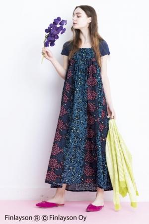 【NEW】フィンレイソン 風がそよぐキャミドレス〈マルッタ〉