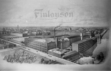 フィンレイソン工場(1839)