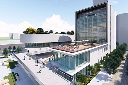 フェリシモ新社屋2階にFelissimo Chocolate Museum設立を予定