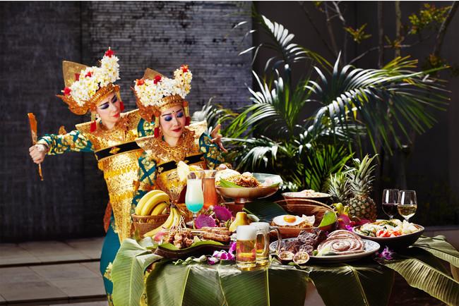 大阪にいながら、バリのリゾート気分を満喫できる「Escape to Bali」イメージ