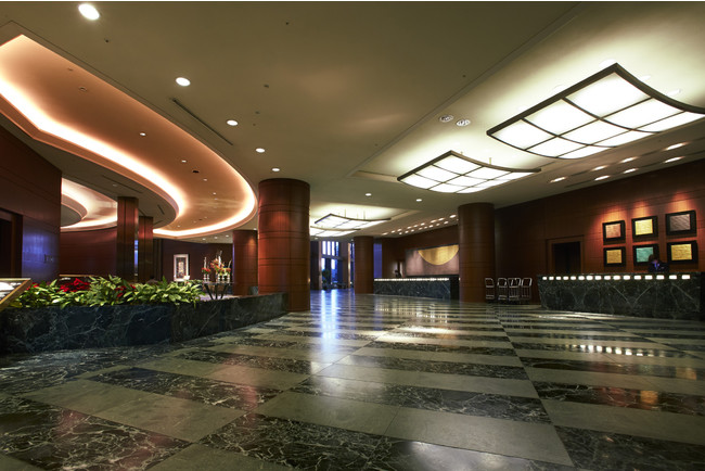 ハイアット リージェンシー 大阪 ホテルロビー