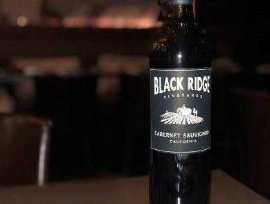 <ブラック・リッジ ピノノワール>