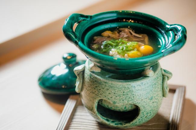 スッポンの小鍋