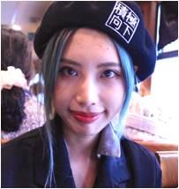 林怡睿 (LIN YIRUI)さん