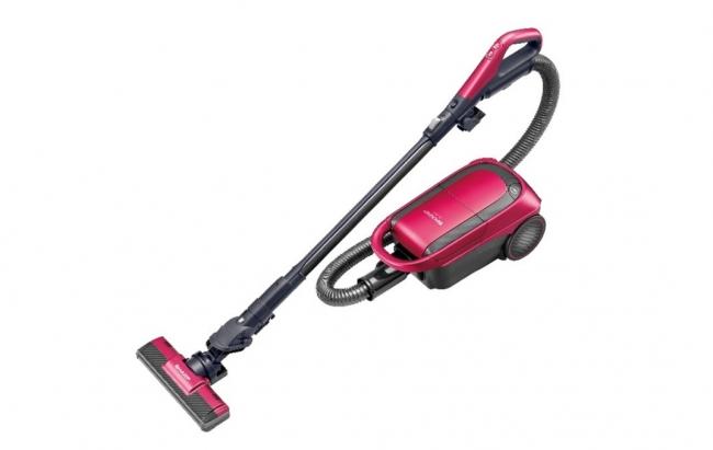 紙パック式キャニスター掃除機<EC-VP510-P(ピンク系)>
