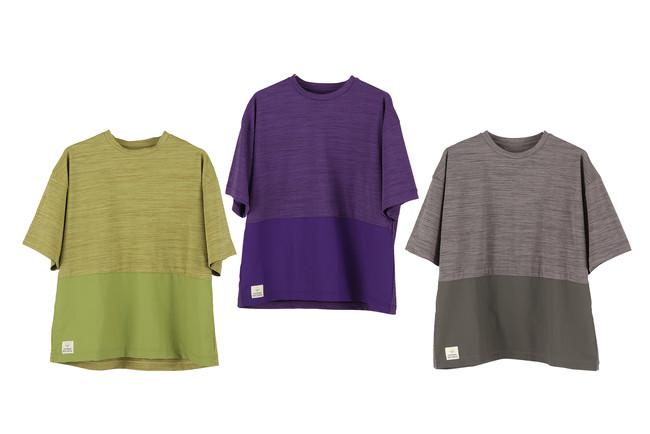 半袖プルオーバーTシャツ2