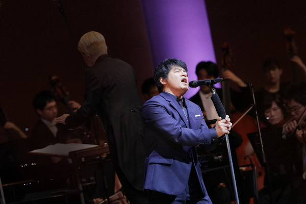 『ASKA PREMIUM SYMPHONIC CONCERT 2018 -THE PRIDE- presented by billboard classics』フジテレビ地上波今夜放送!