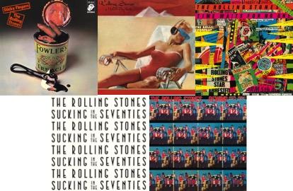 ストーンズ cd