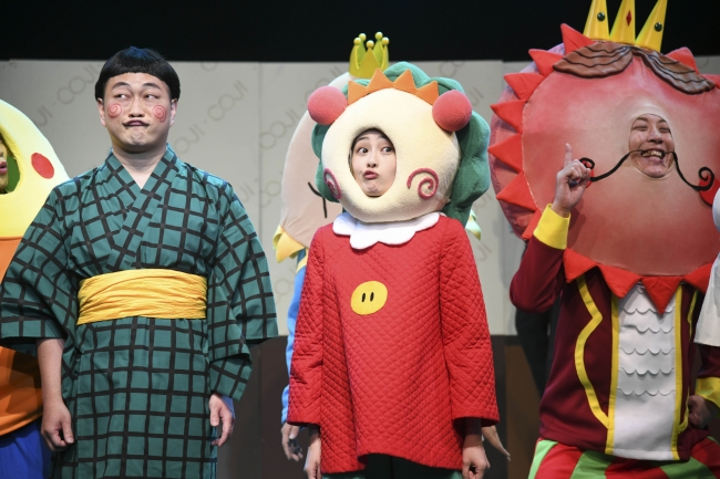 (C)️さくらももこ(C)️舞台コジコジ製作委員会