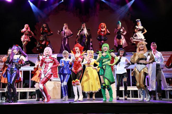 舞台「キューティーハニーEmotional」2020年公演より