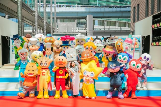 アニメ放送30周年記念スペシャルイベント それいけ アンパンマン