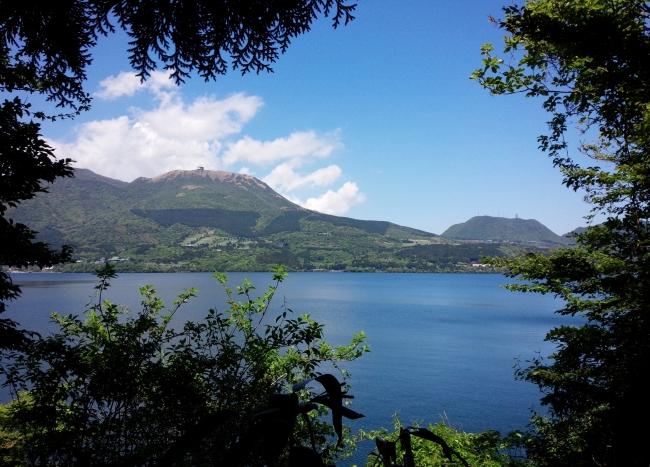 芦ノ湖(イメージ)
