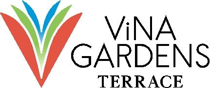 「ViNA GARDENS TERRACE」ロゴマーク
