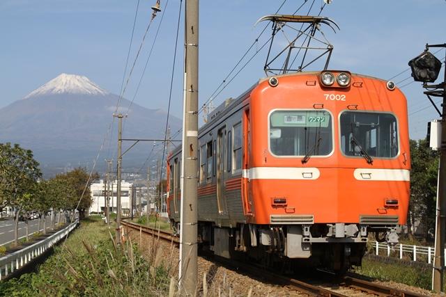 岳南鉄道「岳南電車」