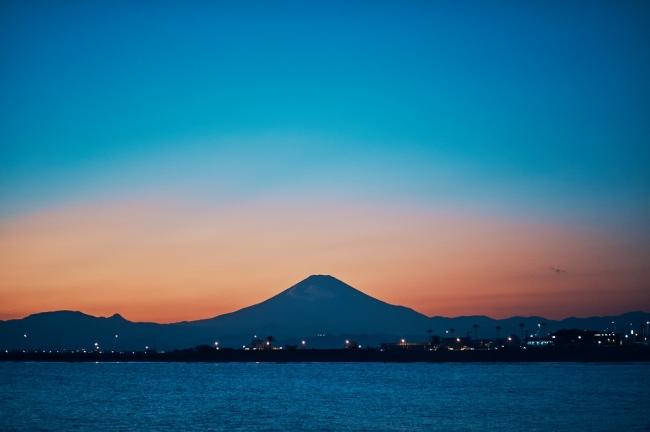ポストカード(イメージ)「片瀬江ノ島駅」