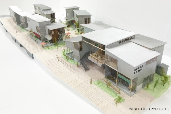 開発エリア「下北線路街」のまちづくりに関するお知らせ 4月1日「BONUS TRACK」開業、個性豊かなテナントが出店