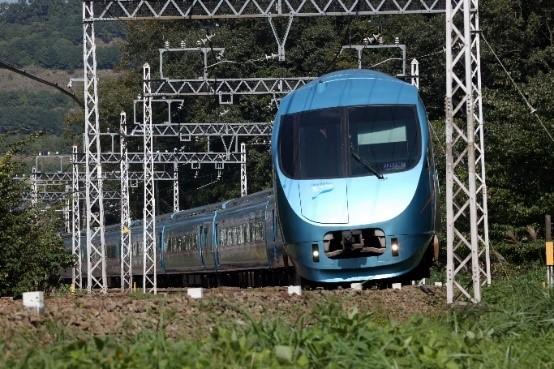 特別列車「Thank you ロマンスカー」に使用する特急ロマンスカー・MSE(60000形)