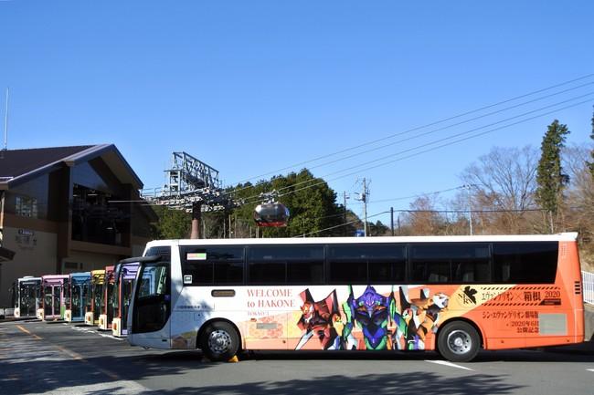 オリジナルラッピングバス