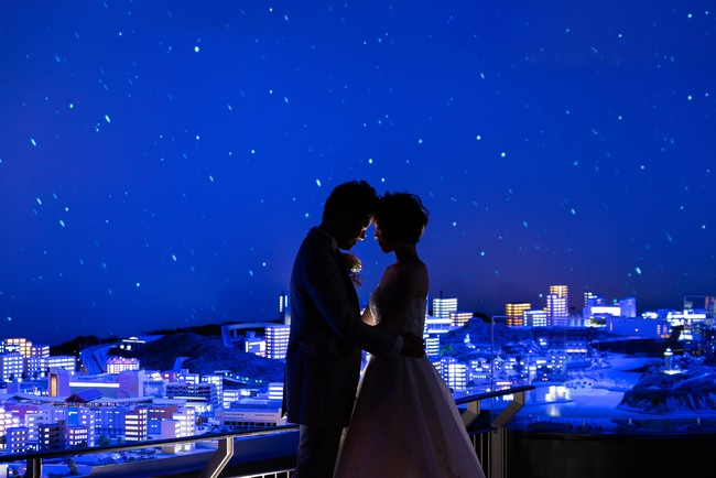 ロマンチックな「ジオラマパーク」