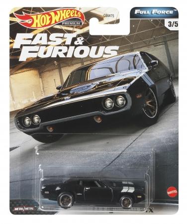 '71プリマスGTX