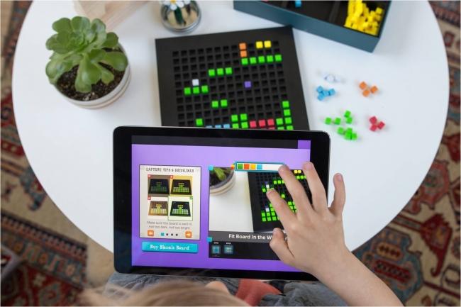65ea3679bd アナログとデジタルが融合した新感覚知育玩具!ゲームの世界の ...