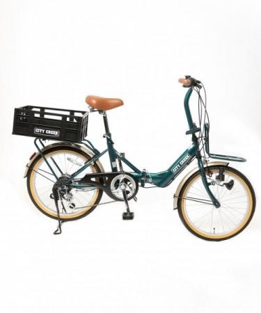折りたたみ自転車 ¥32,000+TAX