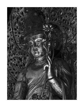 日光菩薩立像 東寺 © Yoshihiro Tatsuki
