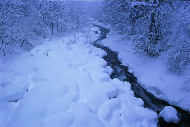 田邉力哉「雪渓の音色」