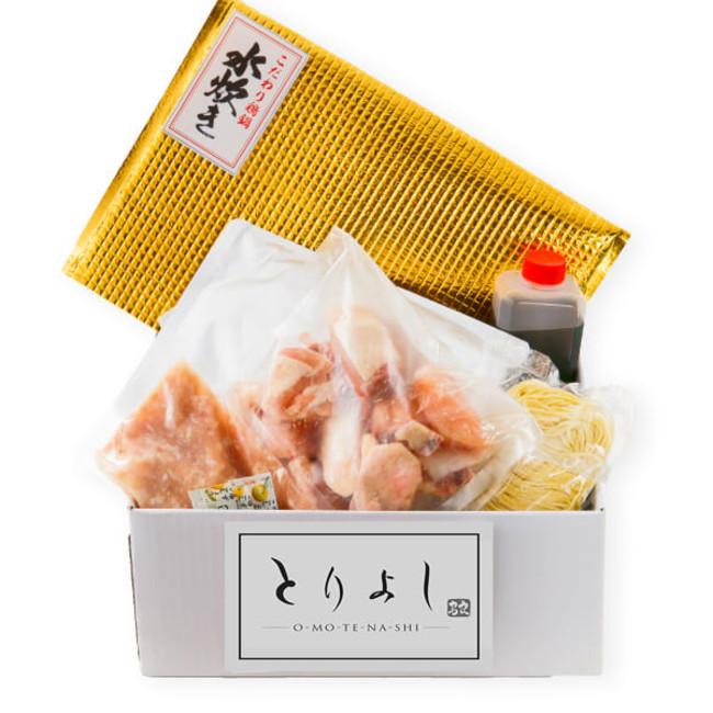 特別価格♪【鶏水炊き