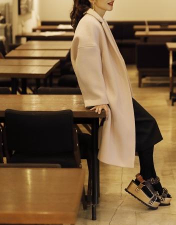【Gown Coat 】 70,000yen(+tax)