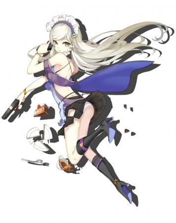 聖銃メイド:転校生・ファニー