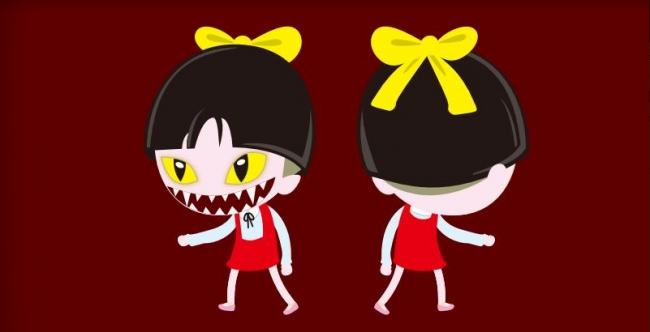 ゲゲゲの鬼太郎 妖怪横丁:ねこ娘