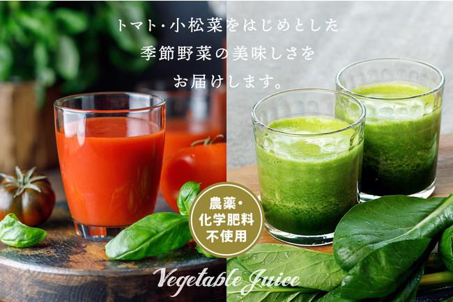 日によってベース野菜がトマトや葉野菜に変わります。