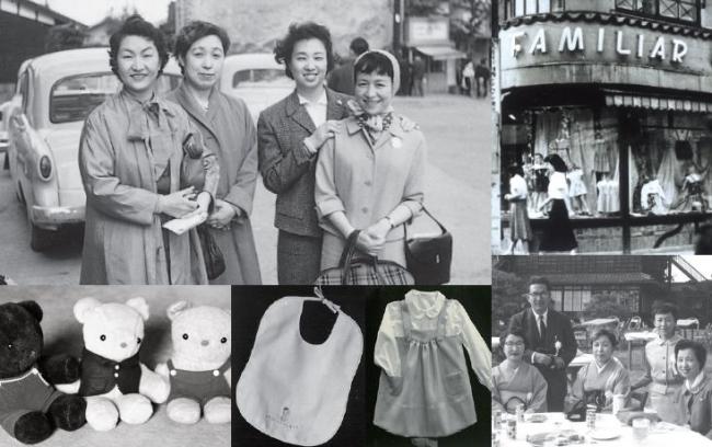 創業当時の貴重な製品の展示や歴史を振り返る「ファミリアの軌跡展 ...
