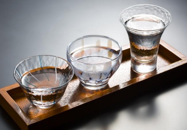 日本酒3種イメージ