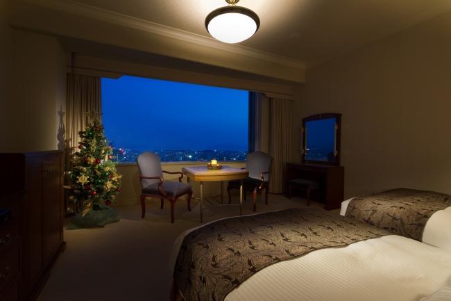 「エグゼクティブクリスマスステイ」客室イメージ