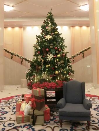 クリスマス装飾イメージ(昨年の装飾)