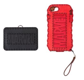 ESTNATION  「iPhone7ケース」(右) 19,980円(税込) 「カードケース」(下) 13,500円(税込)