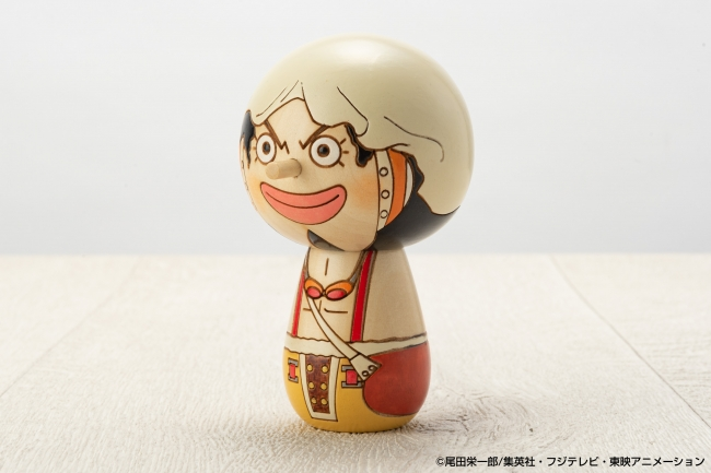 One Piece Kokeshi [Usopp] by Usaburo Kokeshi