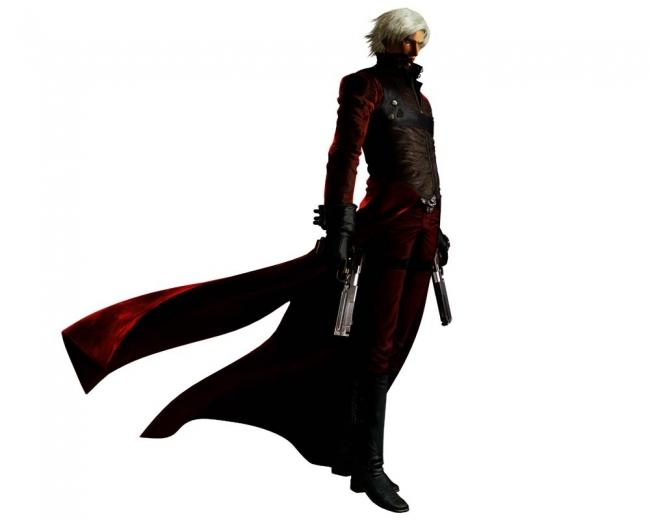 伝説の魔剣士を父に、そして人間の母を持つ半人半魔のデビルハンター、ダンテ。便利屋家業を営む傍ら悪魔退治も引き受けている。魔剣士スパーダの伝説に連なる地、デュマーリ島を訪れる。