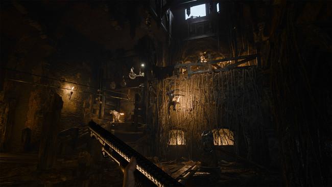 村に巣くうクリーチャーは群れでも行動する。彼らの住みかとなっている砦は危険で満ちている。