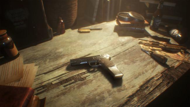 武器はパーツを装着したり、デュークの店で強化するなどでカスタマイズが可能だ。