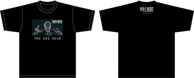 インパクト抜群!「俺らこんな村いやだLv.100」オリジナルTシャツ ※画像はイメージです