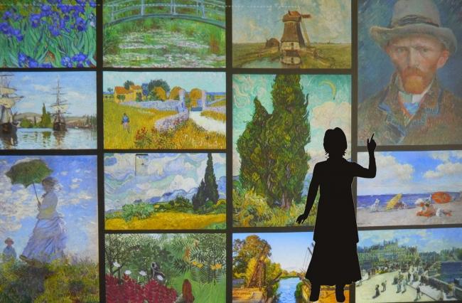 デジタル絵画館