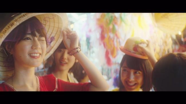 表題曲としては初の海外ロケ 乃木坂46 21stシングル ジコチューで行