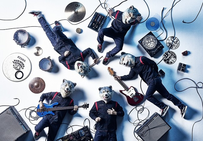 MAN WITH A MISSION アーティスト写真