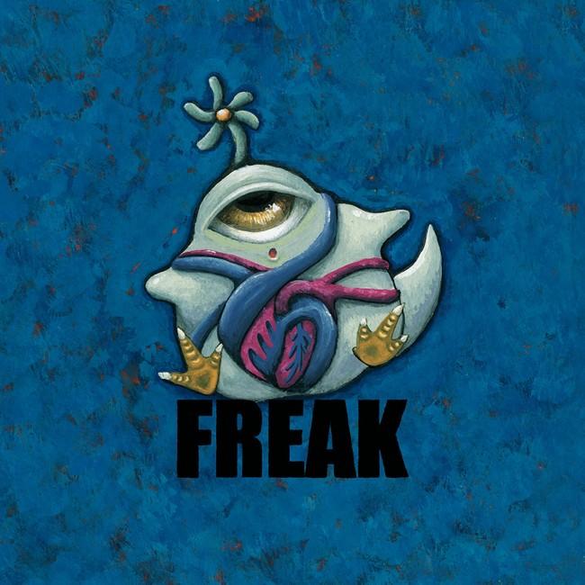 「FREAK」ジャケット