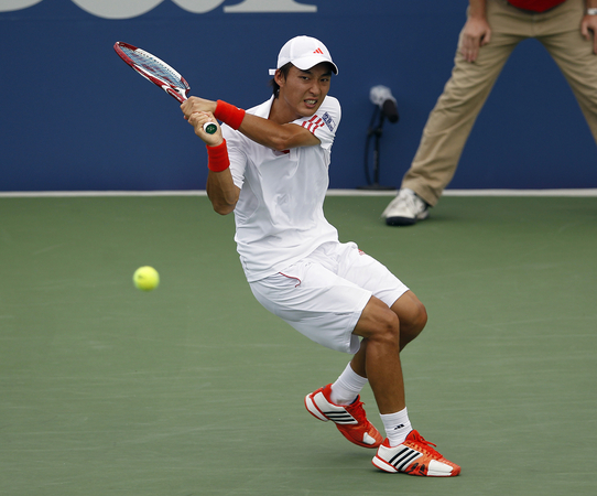 全米オープンテニスに挑む添田豪...